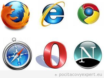 Webové prehliadače