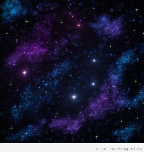 GIMP-Realistický vesmír
