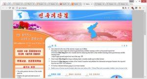 Severokorejský internet nabízí pouze 28 domén